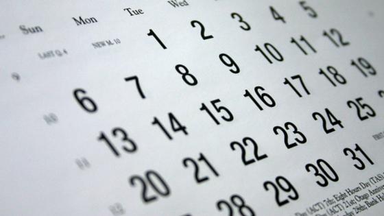 SRP Calendar